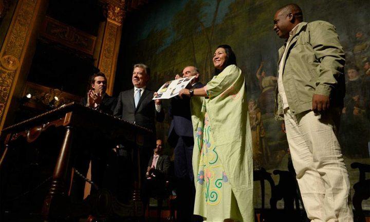 Biblioteca del proceso es una ofrenda para la construcción de la paz en Colombia y el mundo