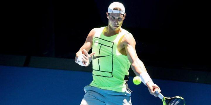 Rafael Nadal, a reforzar liderato de la ATP en el Masters de Toronto