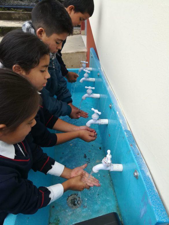 Agua potable para más escuelas rurales en Cundinamarca