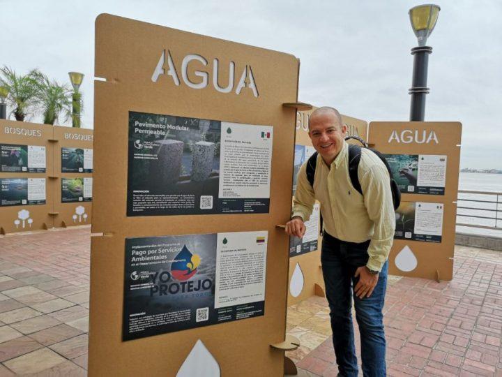 Pago por Servicios Ambientales (PSA) participa en los premios Latinoamérica Verde