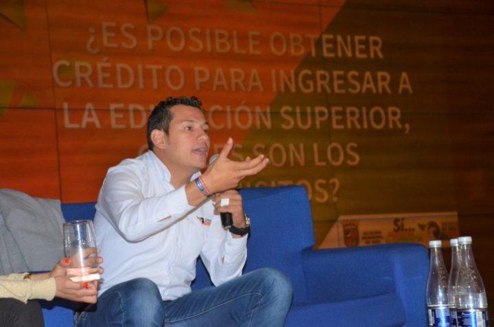 Así transcurrió el conversatorio sobre créditos, auxilios y beneficios para que estudiantes de Chía ingresen a la educación superior