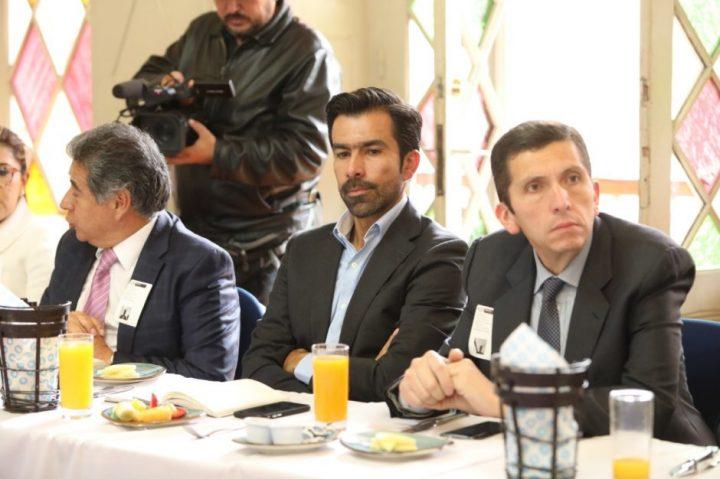 Para tratar temas de movilidad, alcalde Leonardo Donoso se reunió con Ministra del Interior.