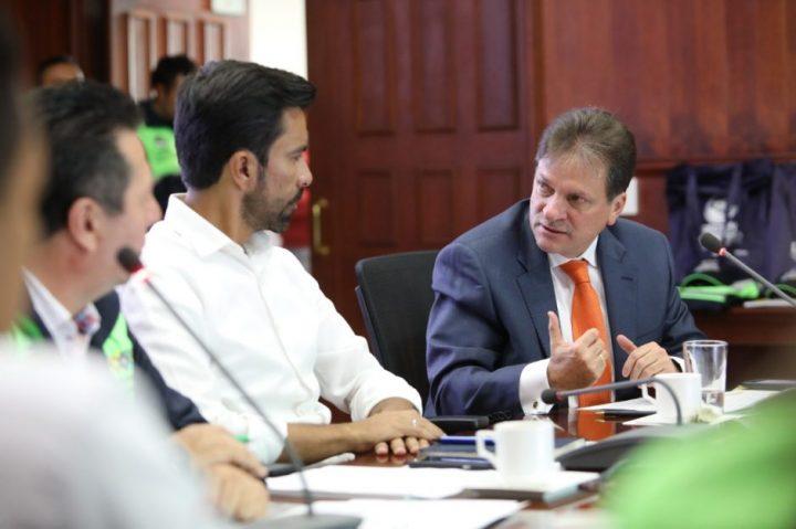 Gobierno Nacional apoyará acciones de mitigación del riesgo en Cundinamarca