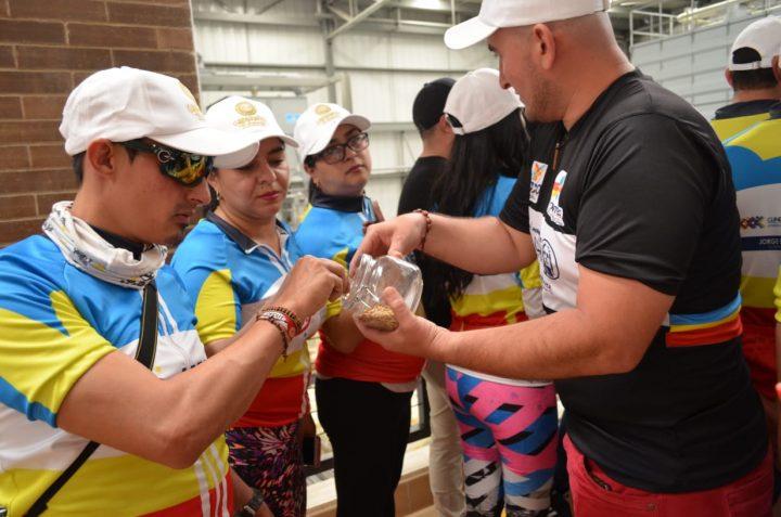 Autoridades turísticas del departamento realizaron recorrido por Ruta de El Dorado