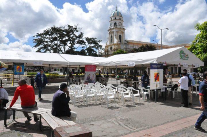 En la Conciliatón Municipal en Chía se lograron resolver el 40% de los conflictos inscritos.