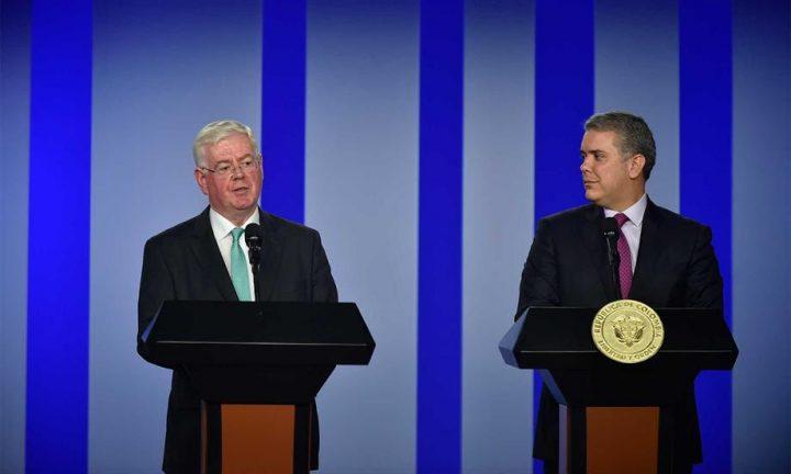 Tenemos toda la voluntad de conversar, pero solo si ELN libera a los secuestrados y pone fin a los actos criminales: Presidente Duque