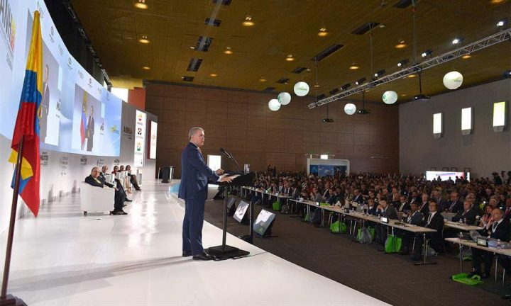 Presidente Duque destaca aportes de la industria petrolera al desarrollo del país