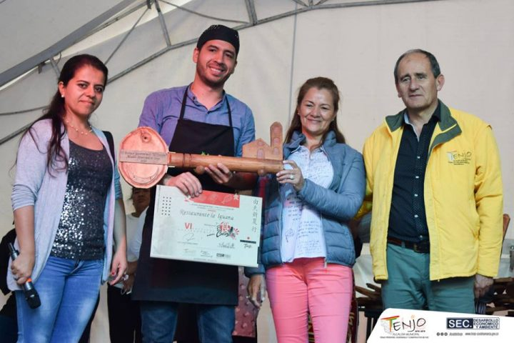 La cita gastronómica en Tenjo, recibió a centenares de comensales