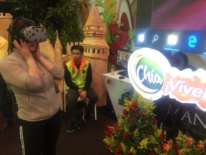Chía, éxito en Expocundinamarca.