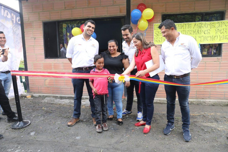 Más de $125.000 millones transforman la vida de los habitantes de Topaipí, Yacopí, La Palma y Villeta