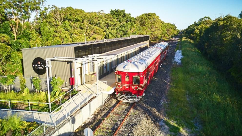 El primer tren turístico solar de Latino América enlazará Argentina con Perú
