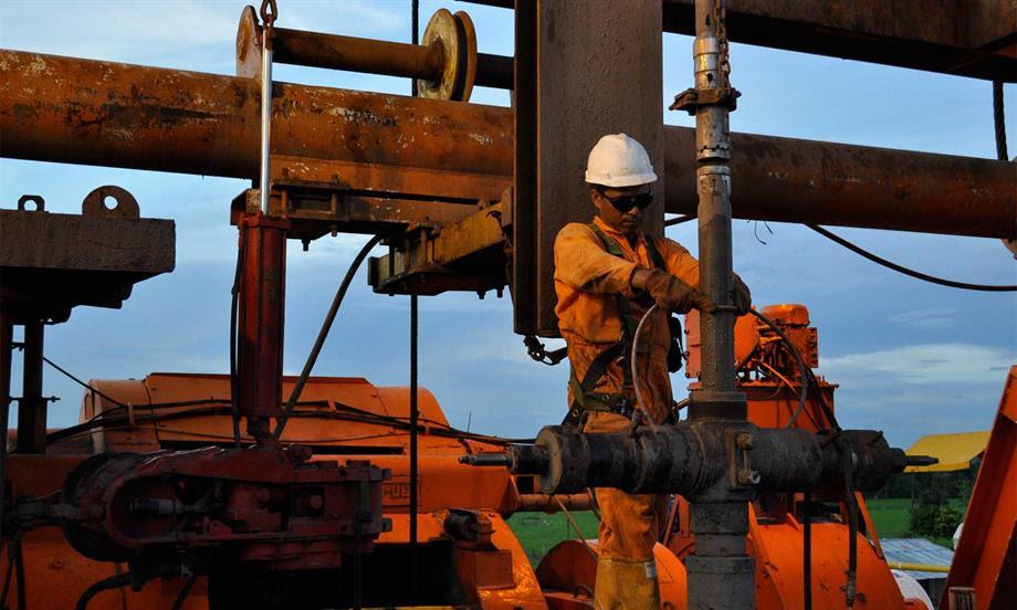 En enero aumentaron las producciones de petróleo y gas, las más altas desde 2016