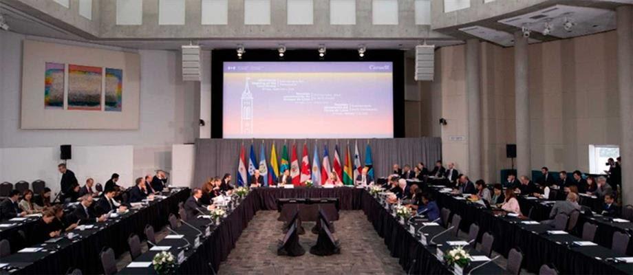 Acreditación para los medios de comunicación que cubrirán la XI Reunión de Ministros de Relaciones Exteriores del Grupo de Lima en Bogotá