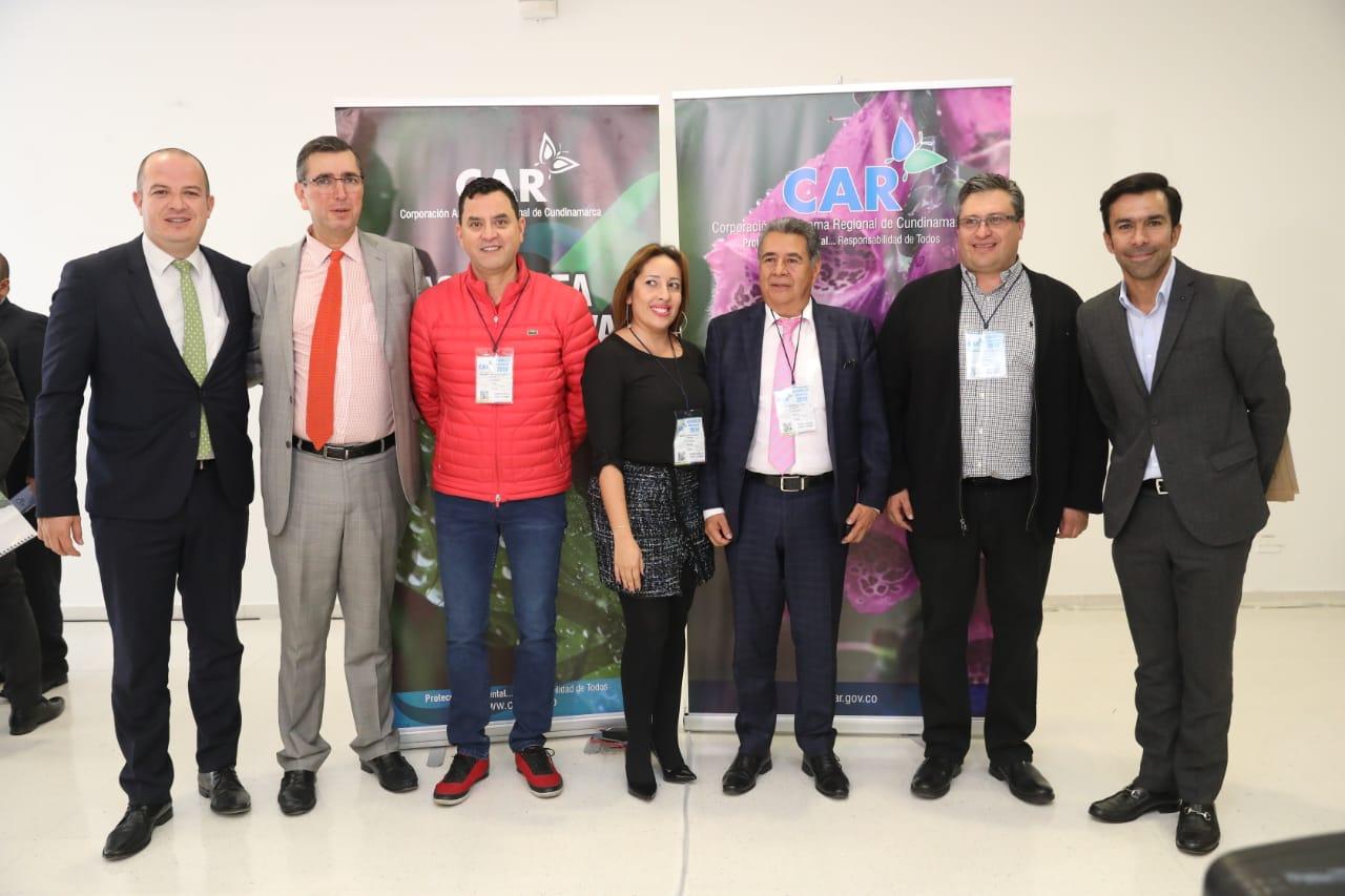 Balance positivo sobre la gestión ambiental en Cundinamarca