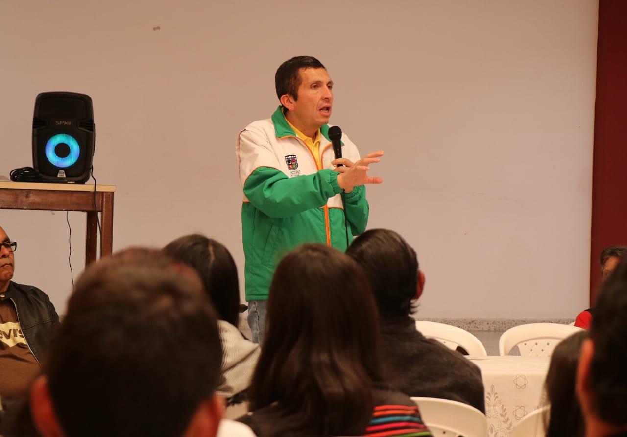 Alcalde Donoso le cumple a la comunidad de La Balsa con una inversión que supera los $400 millones