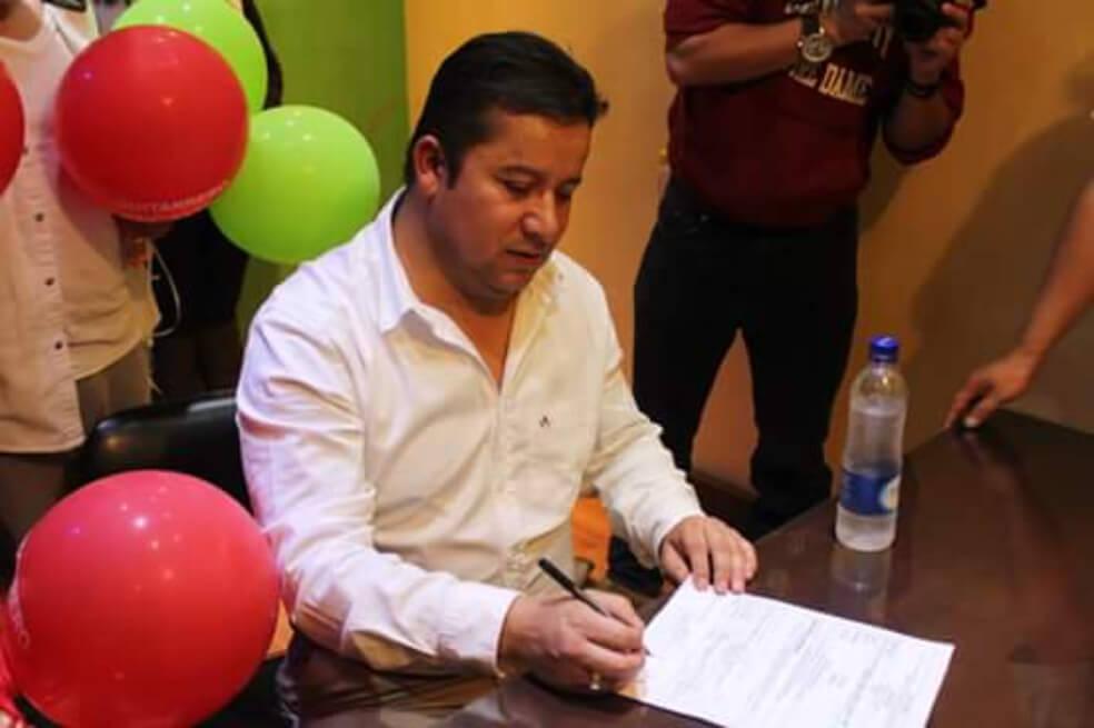 En abril arranca juicio contra Néstor Guitarrero, exalcalde de Cota