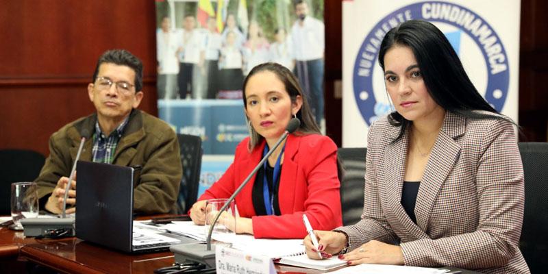 Cundinamarca discute modelo de educación para la generación 2036