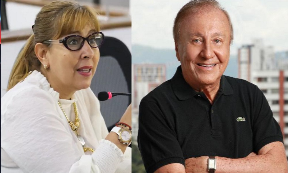 """Alcalde le dice """"bruta"""" a concejala que confundió VIH con LGBTI, en Bucaramanga"""