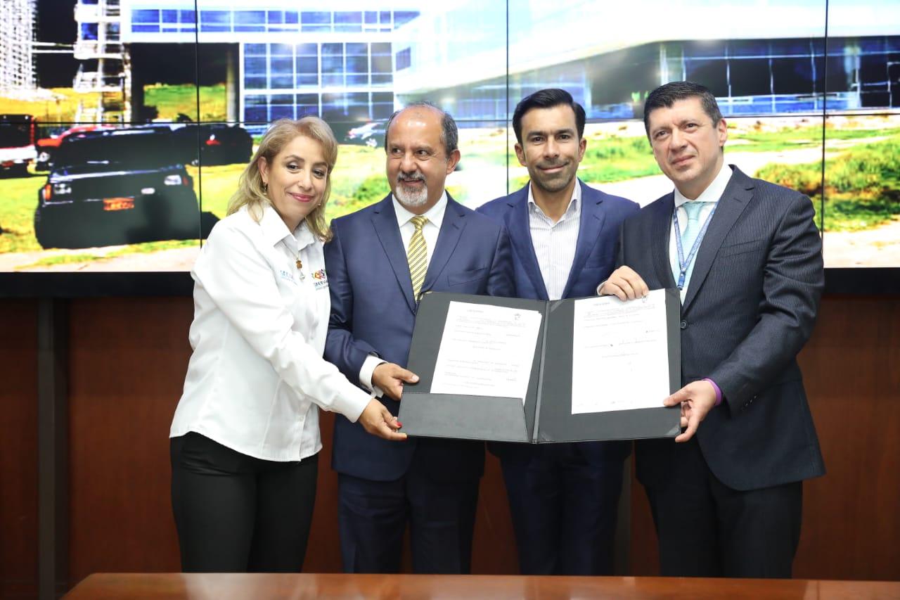 Hospital Universitario La Samaritana será el operador del Hospital Regional de Zipaquirá