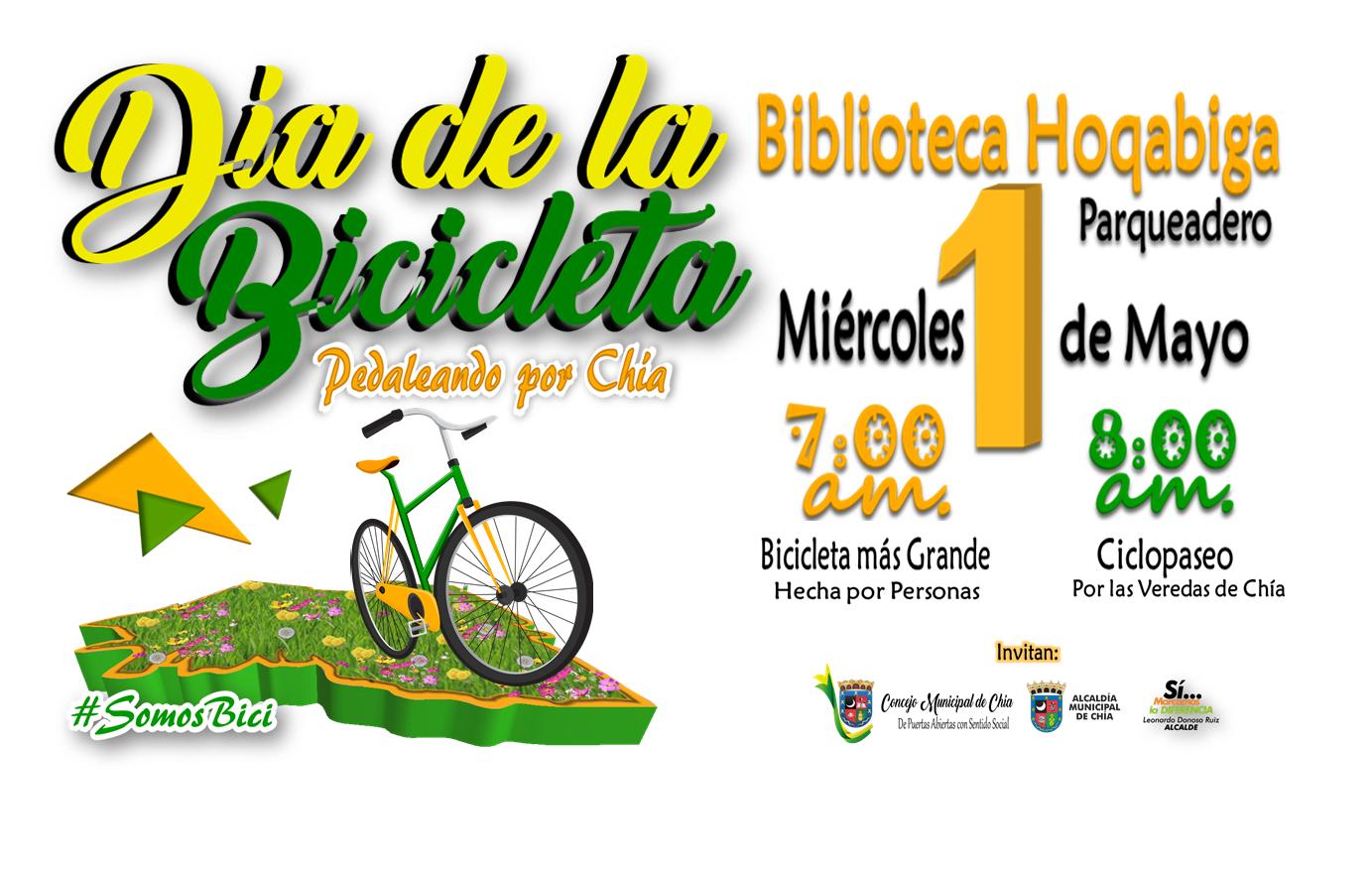 Día de la Bicicleta 2019