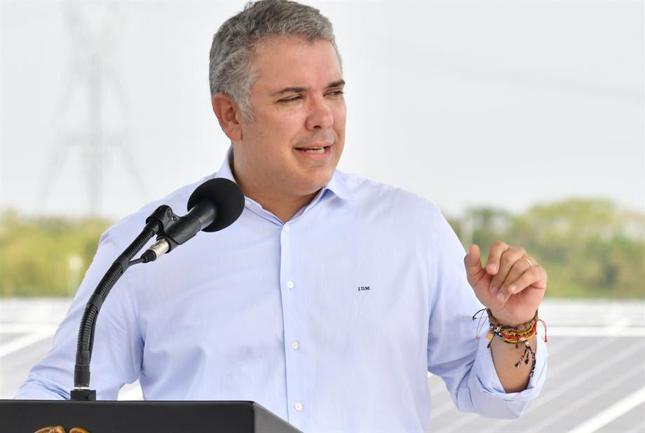 Presidente anuncia apertura de las primeras rutas aéreas de observación en el Parque de Chiribiquete