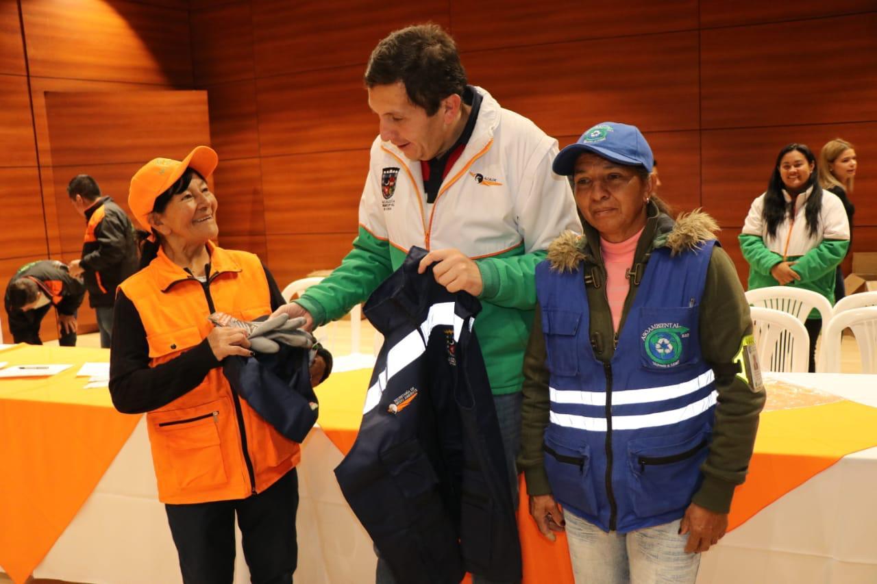Las 3 razones por las que en Chía ya no se habla de recicladores sino de recuperadores.