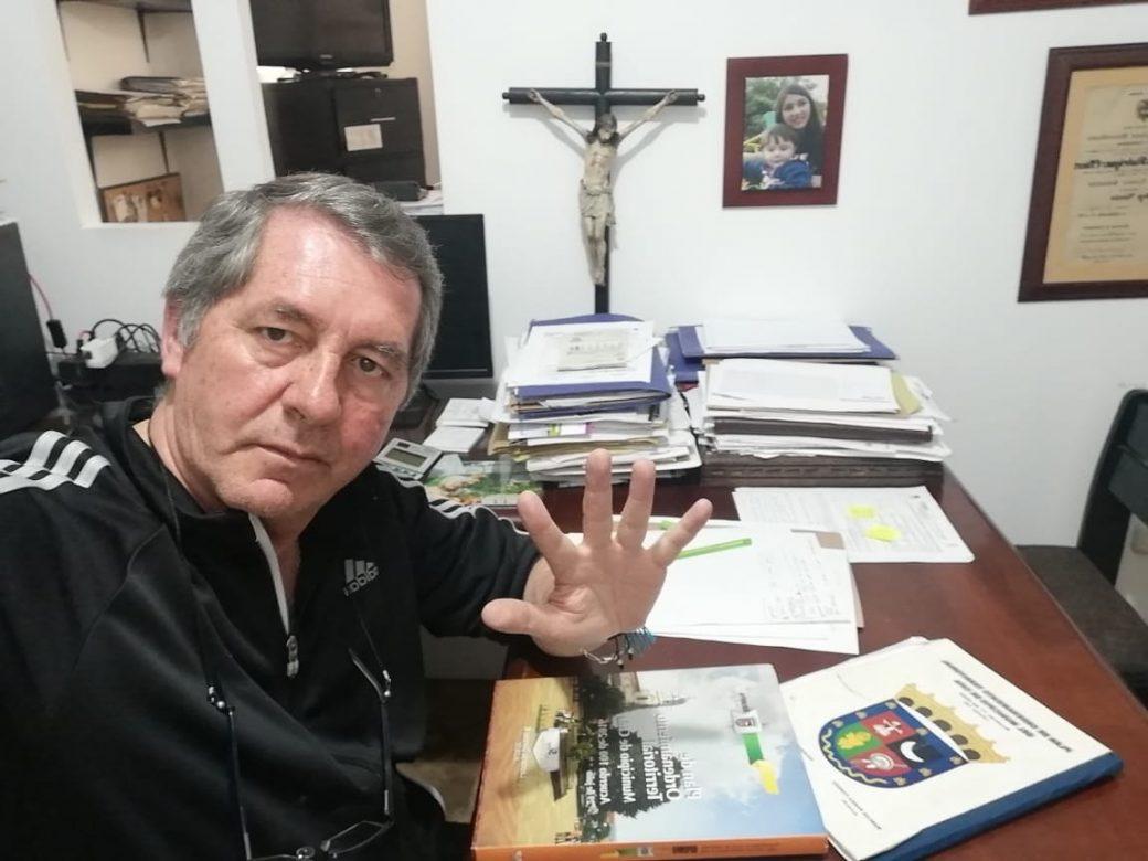 Óscar Andrés Rodríguez Chiari