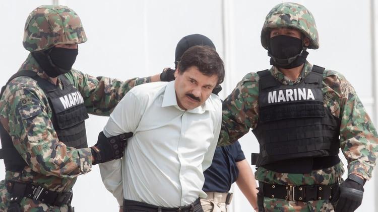 """Fallo en Nueva York Condenan a cadena perpetua a Joaquín """"El Chapo"""" Guzmán El líder del cartel de Sinaloa pasará el resto de sus días recluido en una prisión de máxima seguridad de EE.UU."""
