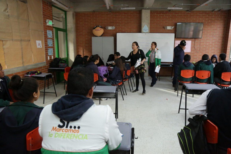 Más cultura ciudadana para los niños, jóvenes y adultos de Chía.