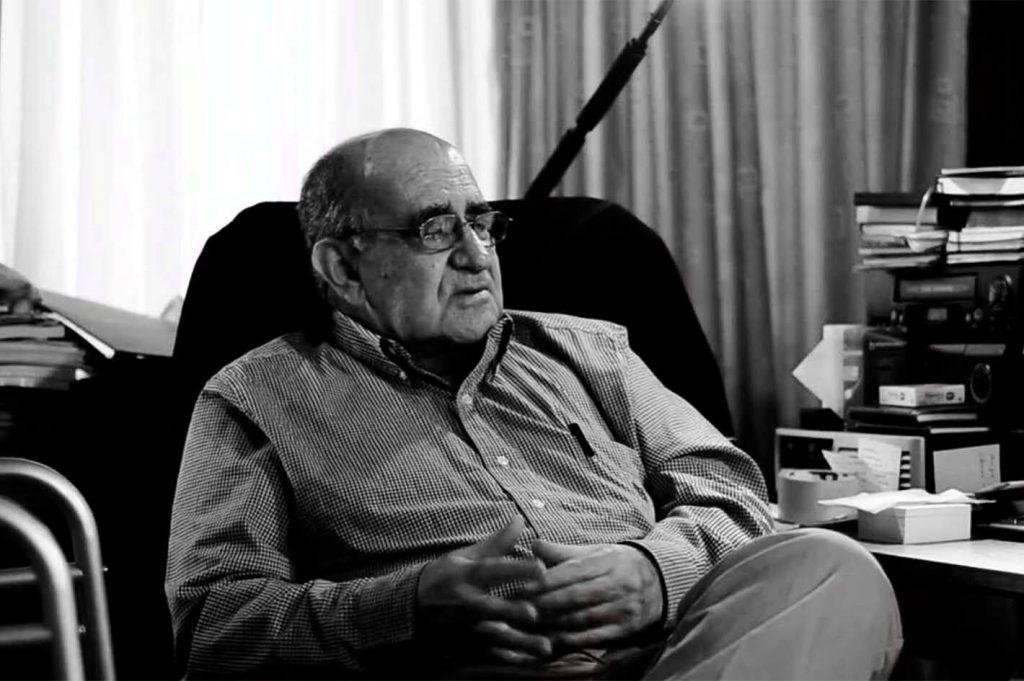 Murió el documentalista colombiano Carlos Álvarez