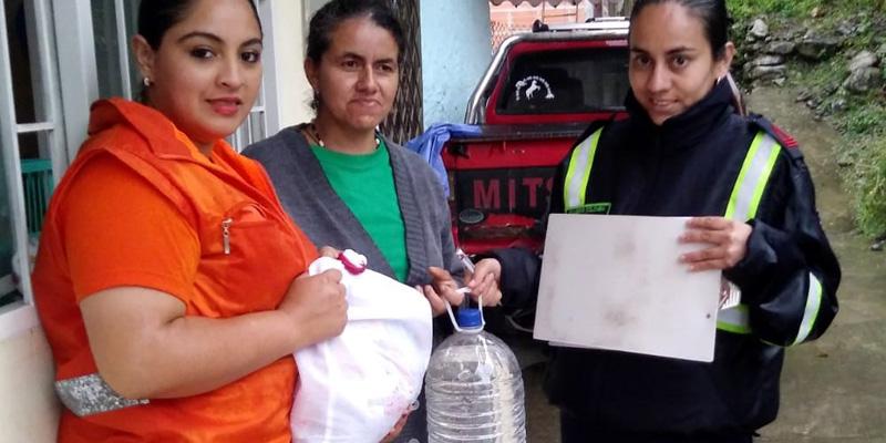 Continúa entrega de ayudas alimentarias a familias en condición de vulnerabilidad en Guayabetal