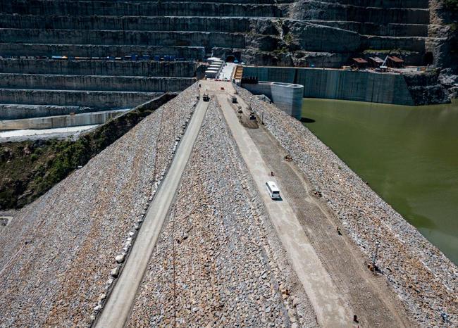 EPM terminó la presa de Hidroituango