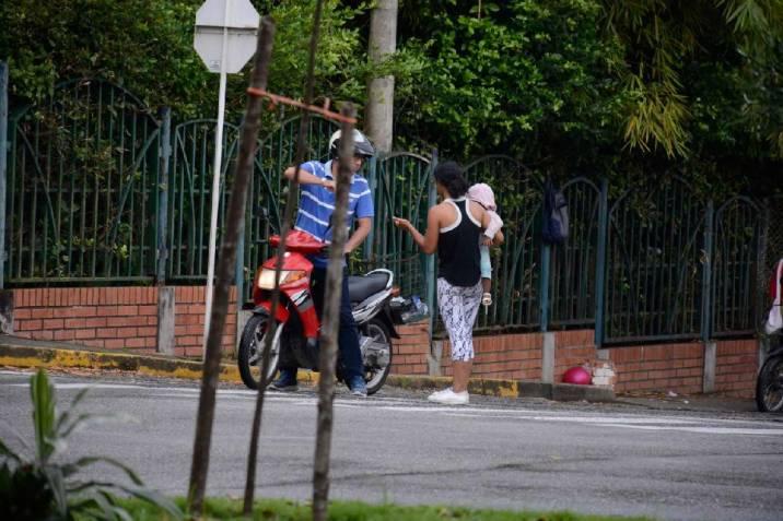 Así alquilan niños para la mendicidad en Bucaramanga
