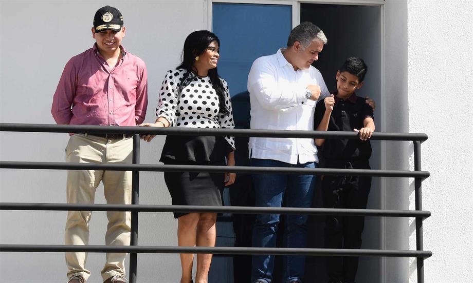 La paz se construye con Equidad y la Equidad se aprecia por los resultados, aseguró el Presidente Duque tras entrega de viviendas en Cesar