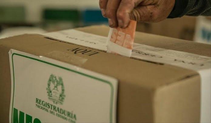 Sin haber pasado las elecciones, ya suenan candidatos para la Registraduría