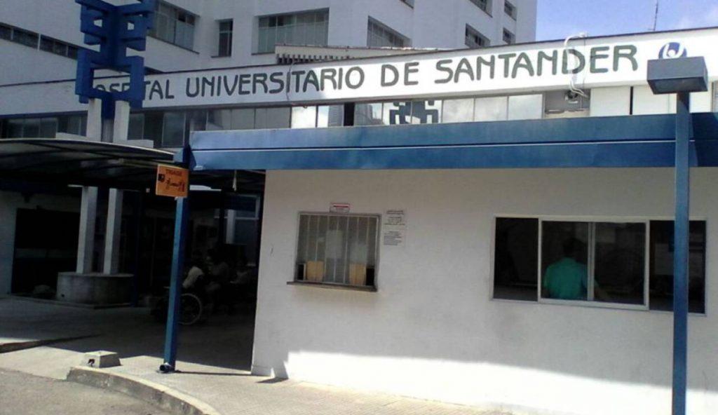 Hospital Universitario de Santander declara alerta amarilla