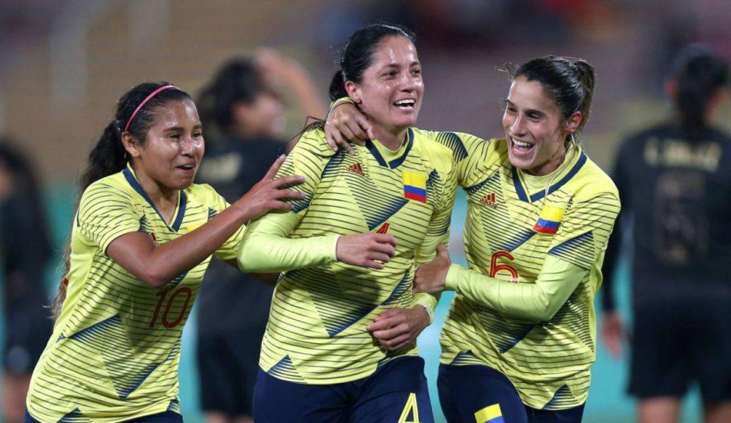 En un partidazo, Colombia clasificó a la final femenina