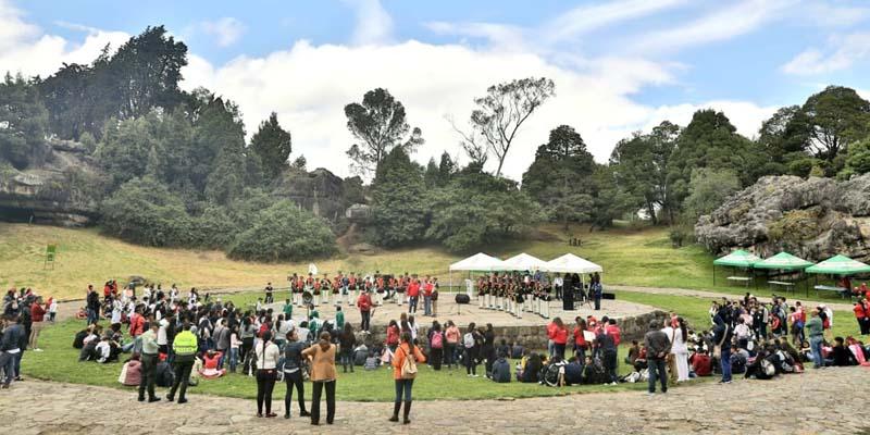 Primer Encuentro Regional de Roles Culturales reunió a cerca de 500 niños y jóvenes de 17 municipios