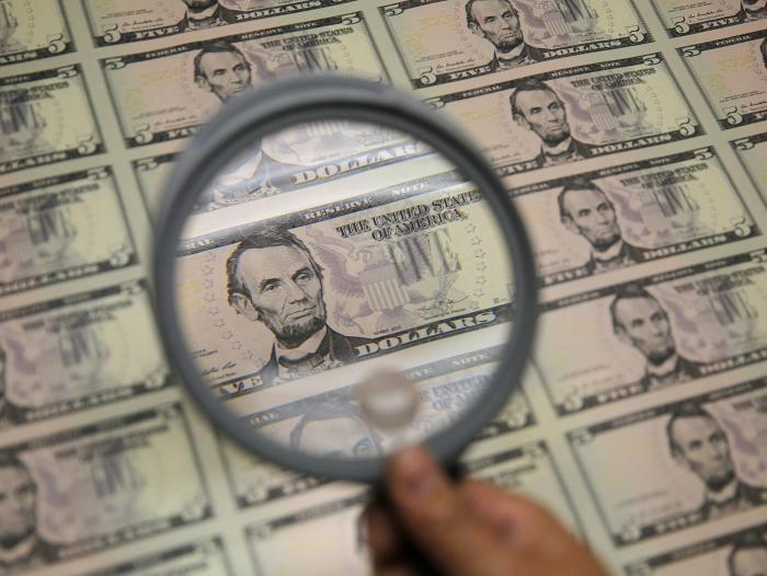 Dólar llegó este miércoles a récord histórico