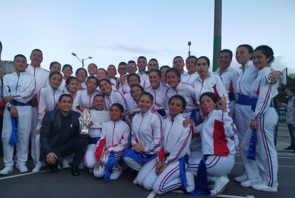 SOPÓ MARCHING BAND CAMPEONA DEL II CONCURSO NACIONAL