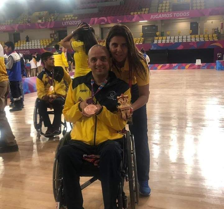Atletas cundinamarqueses logran 5 medallas en Juegos ParaPanamericanos 2019 en Perú