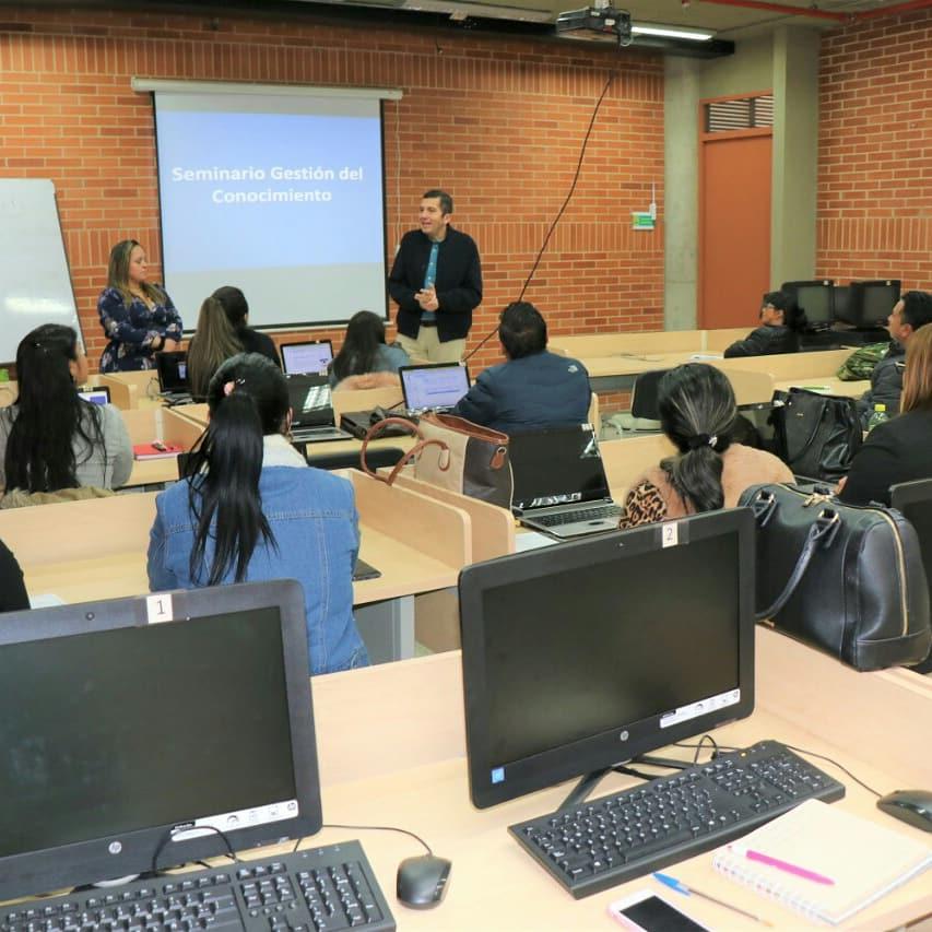 En Chía 30 profesionales de Cundinamarca iniciaron la especialización en Gestión Pública de la ESAP