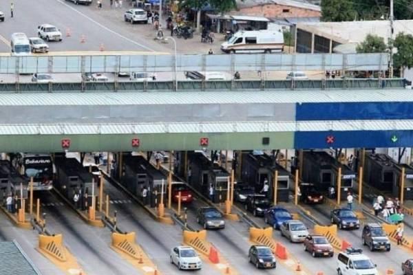 Habitantes de Chía protestarán contra el aumento de peajes en la Autonorte
