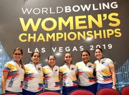 Colombia se coronó campeón mundial por equipos de bolos en Las Vegas