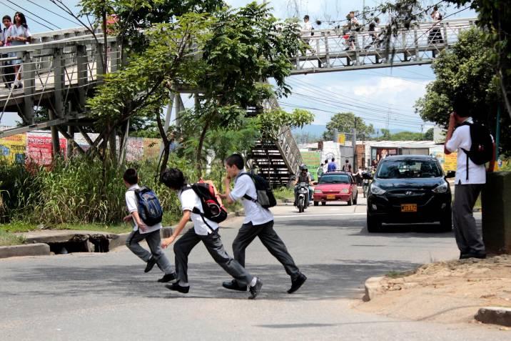 Con cámaras, medirán el grado de civismo en Bucaramanga