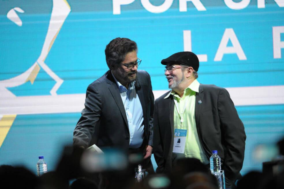 Las dos alas políticas en las que se dividieron las Farc