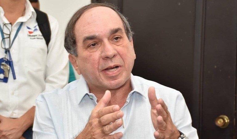 Asesinan al reconocido pediatra Alberto 'Tico' Aroca en Valledupar