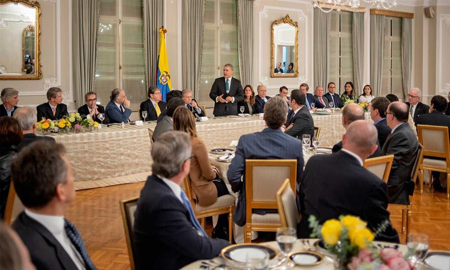 Fortalecimiento de las relaciones y de la cooperación con distintos países, apoyo internacional a Paz con Legalidad y cerco diplomático a dictadura marcan la política exterior en los primeros 365 días del Presidente Duque