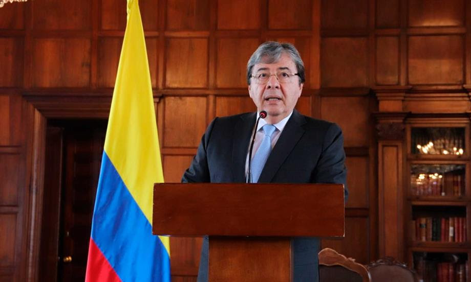 Canciller reiteró que es insuficiente la movilización de recursos de la comunidad internacional para la atención de migrantes