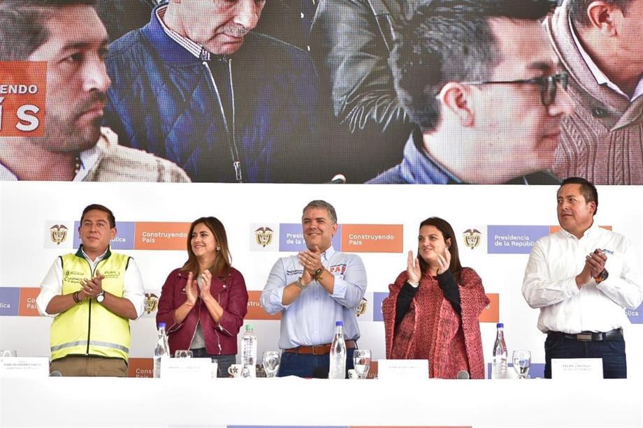 Segunda Vuelta a Colombia de Talleres Construyendo País se inicia en Bogotá